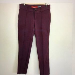NWT Cartonnier Charlie Ankle Dress Pants Size 8